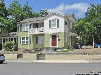 Multi Family Home For Sale: 2311 McCullough Ave