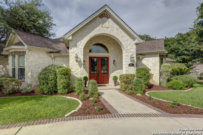 New Braunfels Single Family Home Price Change: 1830 Hunters Run