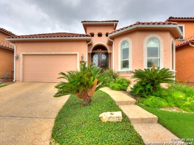 San Antonio Single Family Home For Sale: 1822 Wild Deer Run