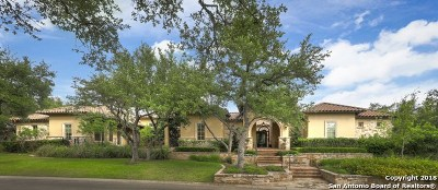 Bexar County Single Family Home Price Change: 140 Turnberry Way