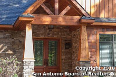 Canyon Lake Single Family Home Price Change: 1527 Lake Ridge Blvd
