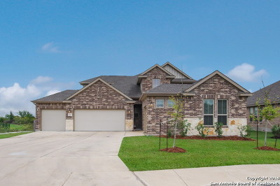 New Braunfels Single Family Home For Sale: 1245 Havens Cross