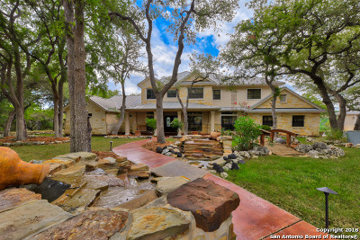 Boerne Single Family Home For Sale: 1791 Waterstone Pkwy