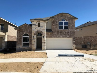 Bexar County Single Family Home Price Change: 13151 Beals Circle