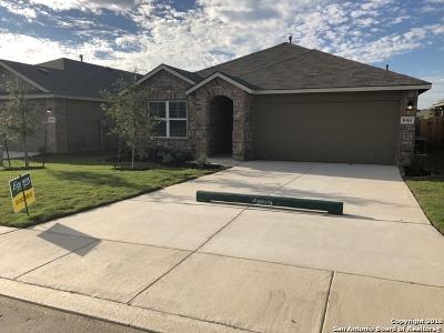 San Antonio Single Family Home For Sale: 9103 Mustang Pass