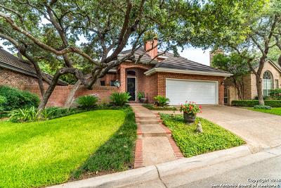 San Antonio Single Family Home For Sale: 163 Paddington Way