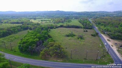 San Antonio Farm & Ranch For Sale: 25270 Scenic Loop Rd