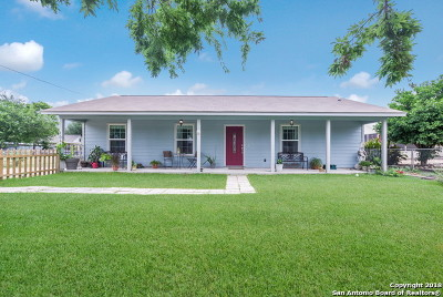Castroville Single Family Home For Sale: 1012 Lafayette St