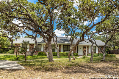Shavano Park Single Family Home Price Change: 139 Wagon Trail Rd