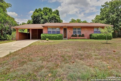 Windcrest Single Family Home Back on Market: 205 Zephyr Dr