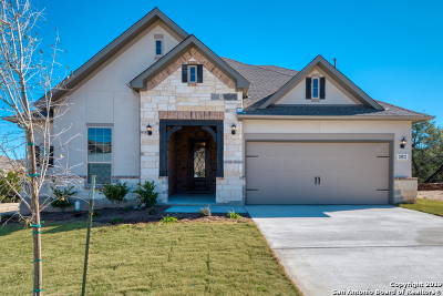 San Antonio Single Family Home For Sale: 28822 Cherry Valley