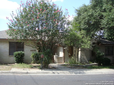 Single Family Home For Sale: 8619 Autumn Sunset