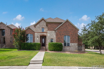 San Antonio TX Single Family Home For Sale: $479,000