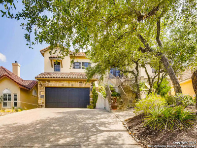 Fair Oaks Ranch Single Family Home Price Change: 34 Falls Terrace
