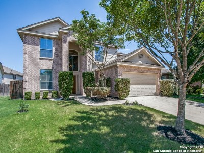 San Antonio Single Family Home For Sale: 24214 Balcones Gate