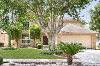 Cibolo Single Family Home Price Change: 269 Fawn Ridge