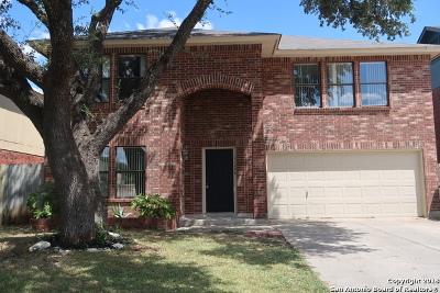 San Antonio Single Family Home Back on Market: 11206 Cedar Park