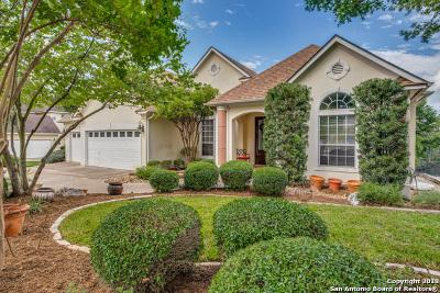 San Antonio Single Family Home Price Change: 18303 Apache Springs Dr