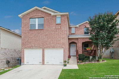 San Antonio TX Single Family Home Price Change: $242,500