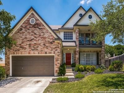 San Antonio Single Family Home Price Change: 24915 Flying Arrow