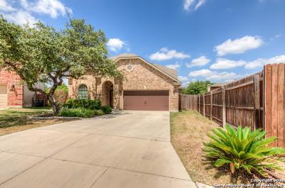 San Antonio Single Family Home For Sale: 21711 Cahill Oaks