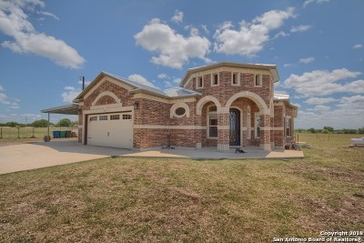 Atascosa County Single Family Home Price Change: 14408 Quesenberry Rd
