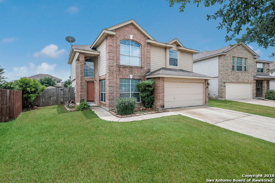 New Braunfels Single Family Home For Sale: 2406 Dove Crossing Dr