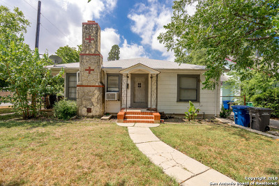 Bexar County Multi Family Home For Sale: 1902 W Kings Hwy