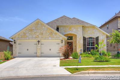 Cibolo Single Family Home For Sale: 155 Brook View