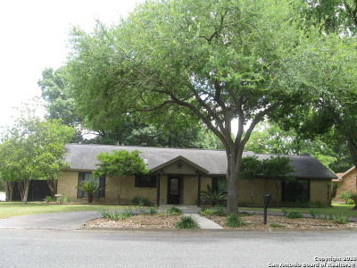Seguin Single Family Home For Sale: 1733 Driftwood Dr