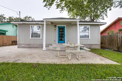 Single Family Home For Sale: 273 San Felipe Ave