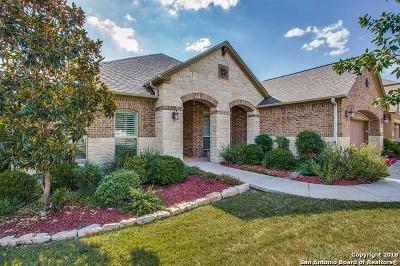 San Antonio Single Family Home Price Change: 19015 Salado Canyon