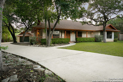 Single Family Home For Sale: 26011 Quiet Dr