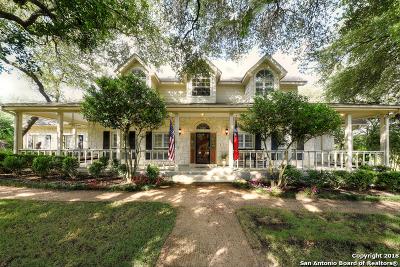 New Braunfels Single Family Home For Sale: 2581 Bretzke Ln