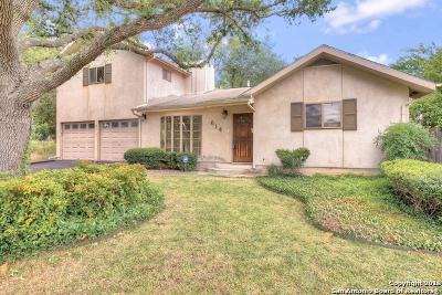 Seguin Single Family Home For Sale: 614 E Nolte St