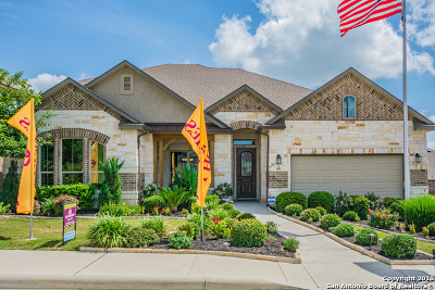 Cibolo, Schertz, Selma, Universal City Single Family Home Price Change: 865 Turning Stone