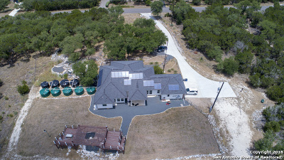 New Braunfels Single Family Home For Sale: 1610 Hilltop Ridge