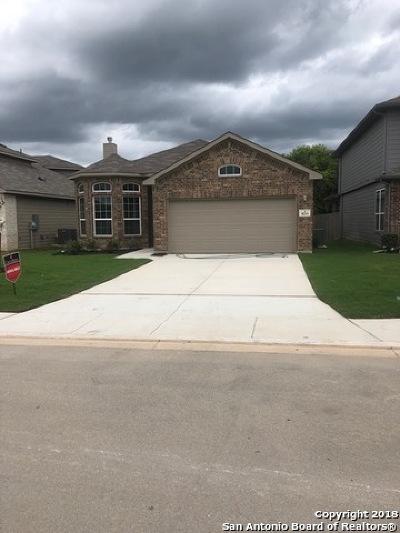 Selma Single Family Home For Sale: 8211 Breezy Cove