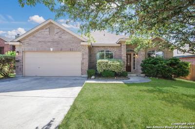 San Antonio Single Family Home For Sale: 22411 Lavaca Creek
