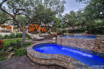 Canyon Lake Single Family Home For Sale: 3552 Comal Springs
