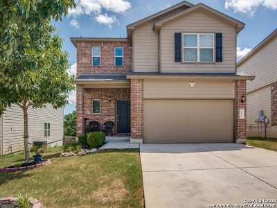 Single Family Home For Sale: 1422 Dancing Wolf