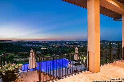 San Antonio Single Family Home For Sale: 6819 Bella Colina