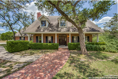 Boerne Single Family Home For Sale: 27436 Autumn Glen