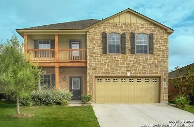 Boerne Single Family Home Back on Market: 108 Kassel Dr