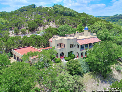 Boerne Single Family Home For Sale: 110 Axis Circle