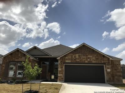 New Braunfels Single Family Home Price Change: 1411 Garden Laurel