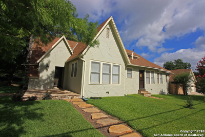 Monte Vista Single Family Home For Sale: 301 W Lullwood Ave