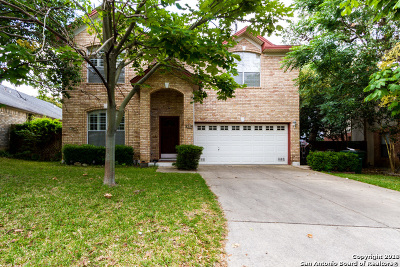 San Antonio Single Family Home For Sale: 2534 Montebello
