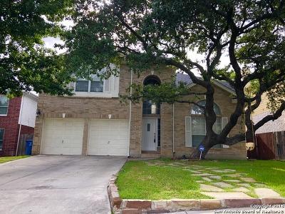 San Antonio Single Family Home Price Change: 907 Visor Dr
