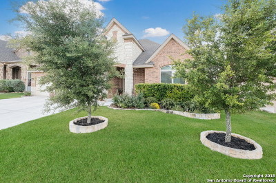 Boerne Single Family Home For Sale: 8210 Hyacinth Trace
